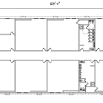 School Building Floor plan 213-12364