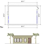 Small Classroom Floor Plan 259-2436