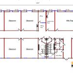 Modular School Building 392-14166
