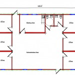 Commercial Floor Plan 617-3558