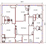 Daycare Floor Plan 425-8276