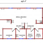 Healthcare Floor Plan 358-268
