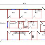 Healthcare Floor Plan 361-3560