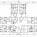 Healthcare Floor Plan 366-109168