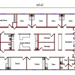 Healthcare Floor Plan 395-10848