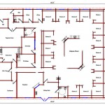 Healthcare Floor Plan 406-8470
