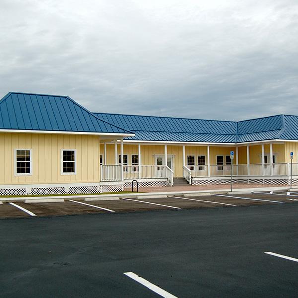 modular commercial buildings  