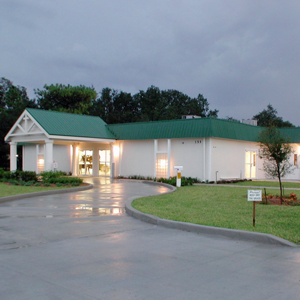 Florida Modular Church Building