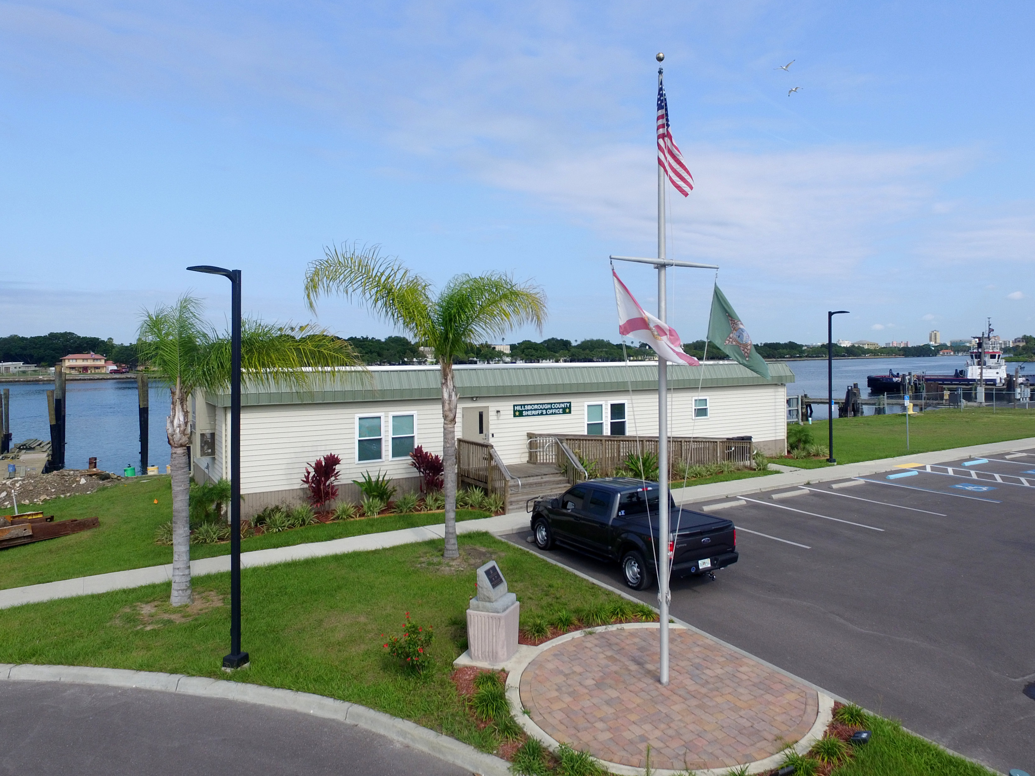 Florida modular office building