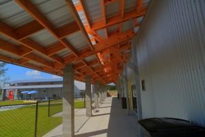 Site Built Canopies