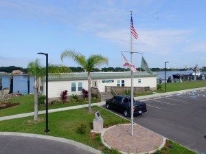 Marine Command Operations Center