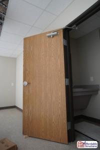 Imerial Oak Prefinished SC Door