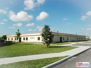 Permanent Classroom Building